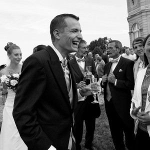 Vin d'honneur du mariage